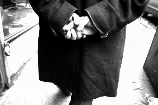 Petticoat Lane hands