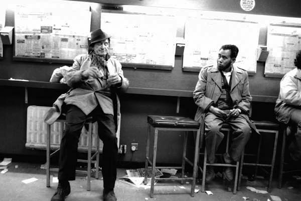 Betting shop, Whitechapel c.1987