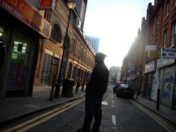 Youth on Fashion Street, 2011