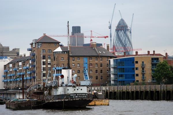 River Thames, 2004