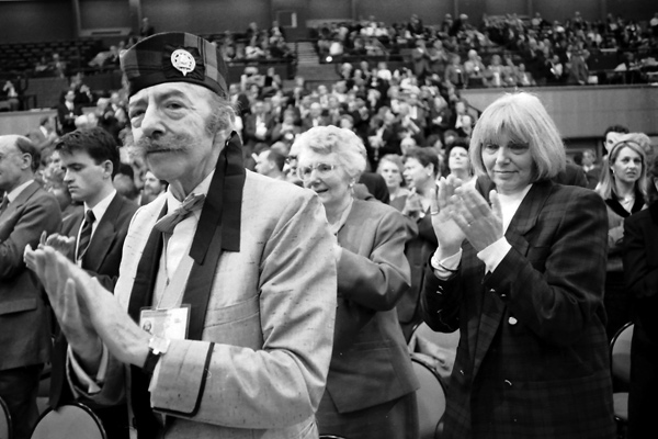 Tory Party Conference early 1990s