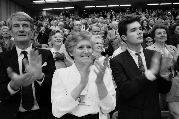 Tories at a Tory Conference, early 1990's