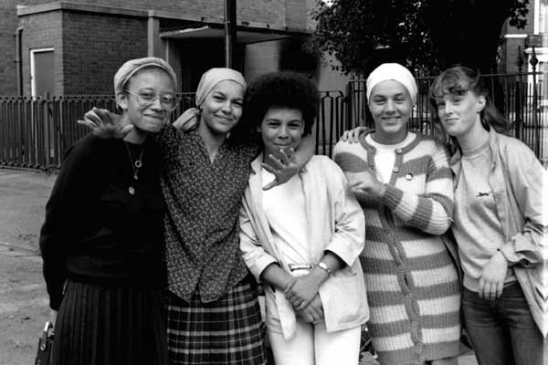Women in Liverpool 8, 1981