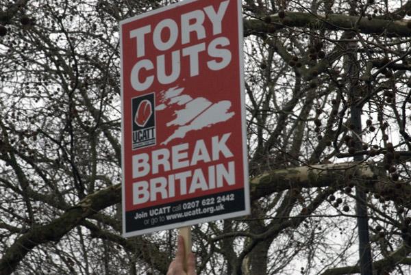 'Tory cuts'