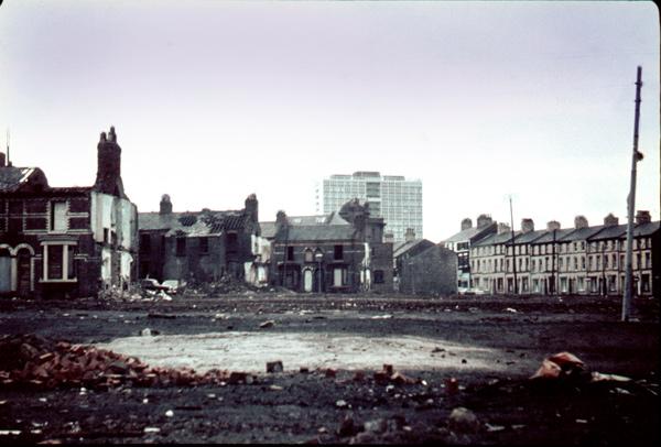 Liverpool housing, 1978