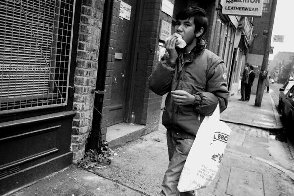 Brick Lane, 1984