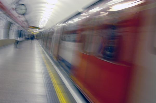 St Pauls underground