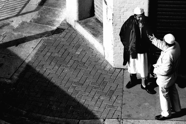 Conversation, Hanbury Street 1991