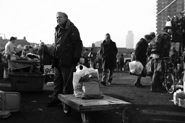 Whitechapel Waste, Whitechapel, London 1987