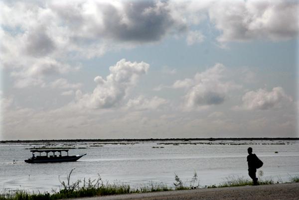 Tonle Sap lake, Cambodia 2009