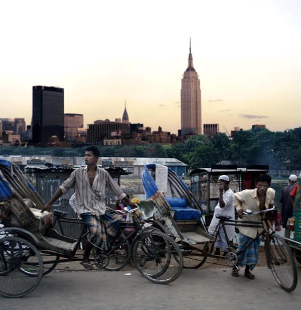 New York Rickshaws