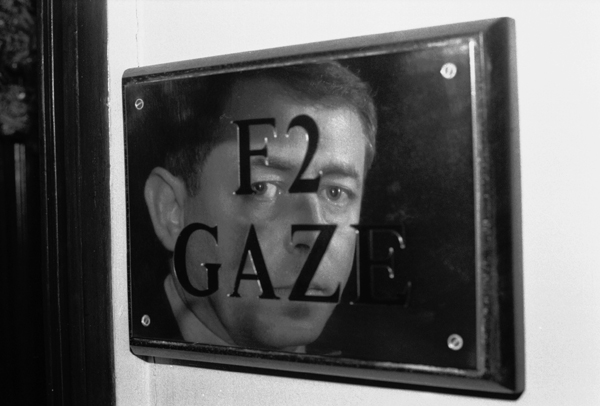 John Gaze, early 1990's. The Albany, Piccadilly London
