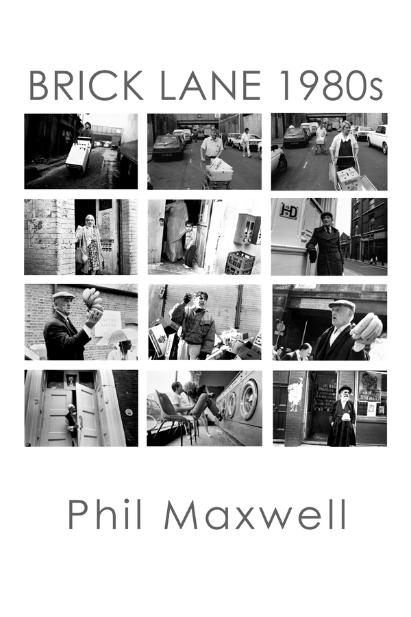Brick Lane 1980s Poster