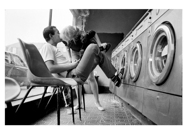 Brick Lane Launderette, 1980s