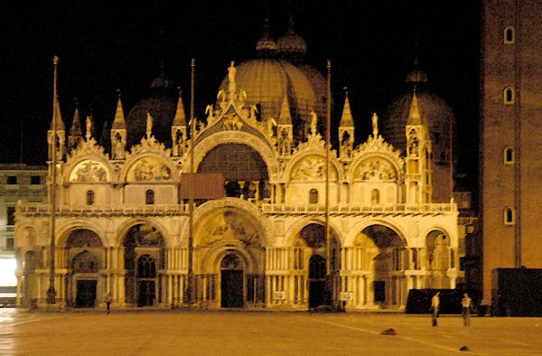 St Marks Square, Venice, Italy 2006