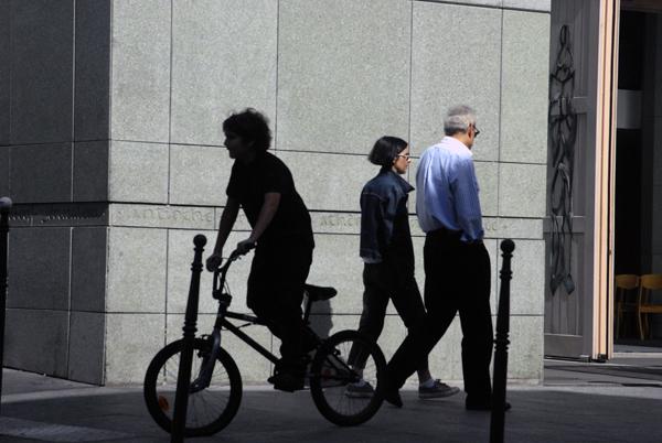 Bike in Paris, 2010