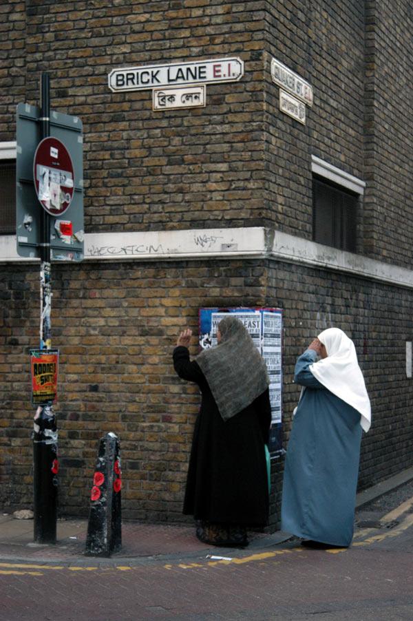 Brick Lane: Hanging About On Brick Lane