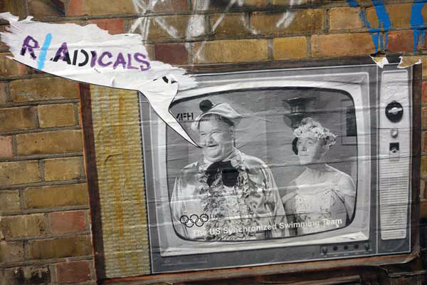 Street Art, Whitechapel 2012