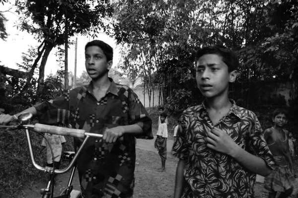Bicycle in Bangladesh c.1992