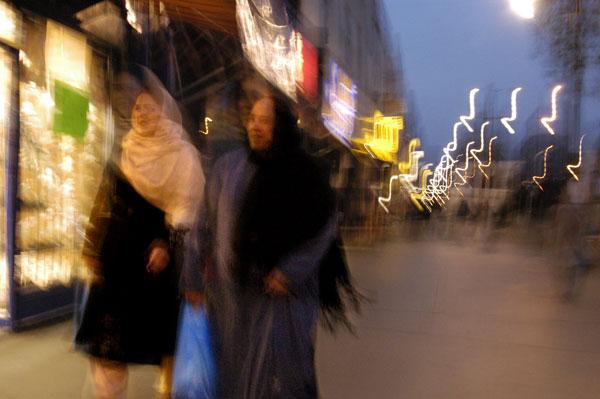 Whitechapel Road, London 2003