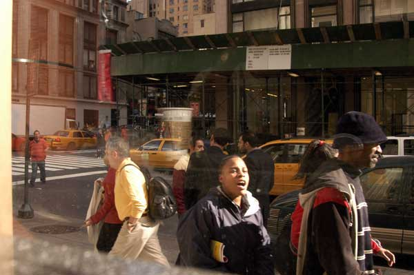 Window, New York 2005
