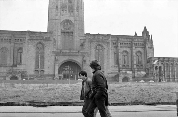 Liverpool Cathedral, c.1980