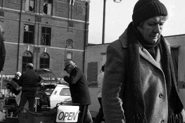 Car boot sale, Whitechapel c.1987