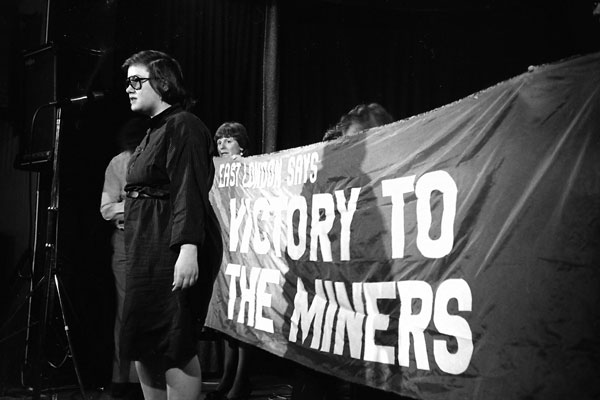 East London women in support of the miners, Kent c. 1984