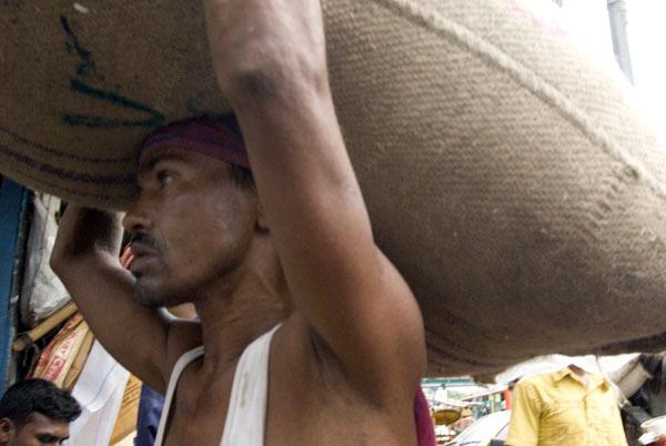 Man in Chittagong, Bangladesh 2008
