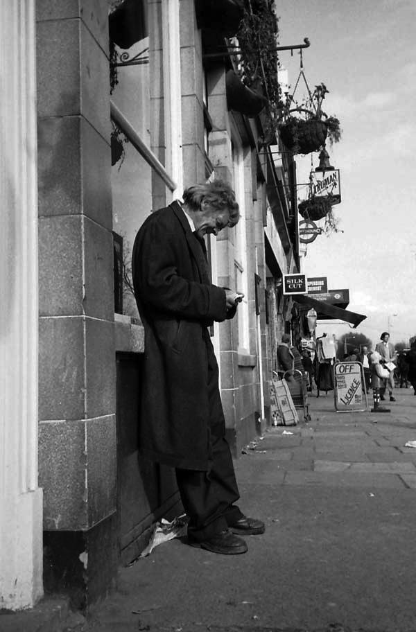 Whitechapel Road, c. 1983