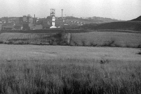 Kiveton Park (on Strike), 1984
