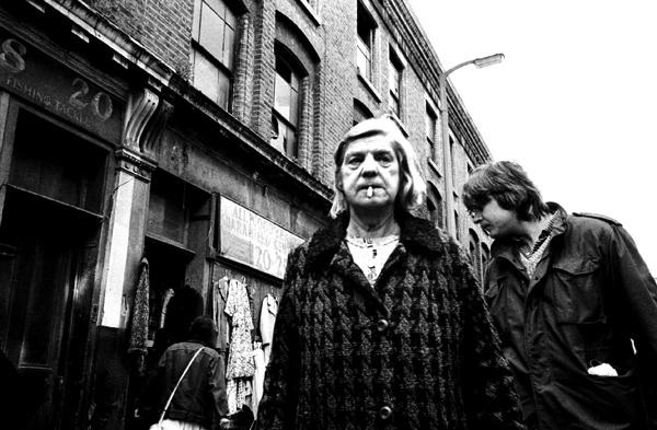 Cheshire Street c. 1983