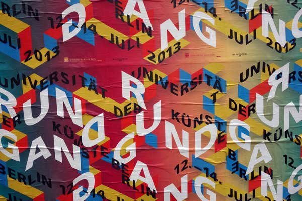 Berlin Wall 2013