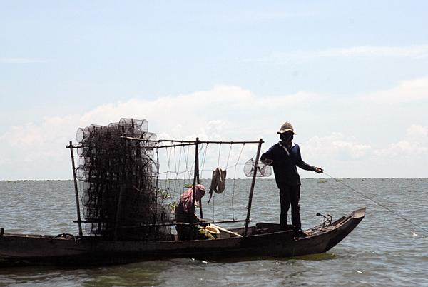 Boat, Cambodia 2009