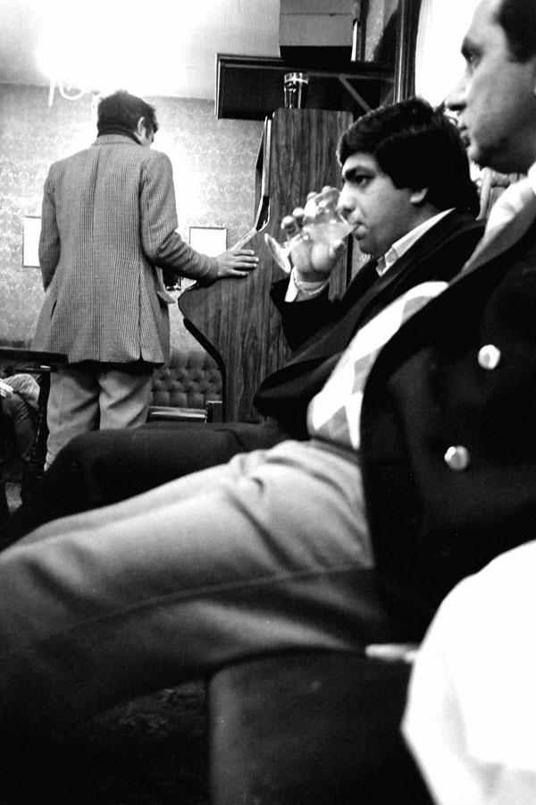 Brick Lane pub c. 1985