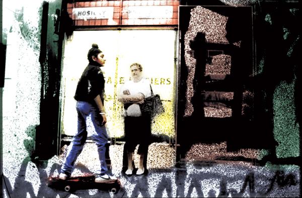 Whitechapel High Road c. 1988