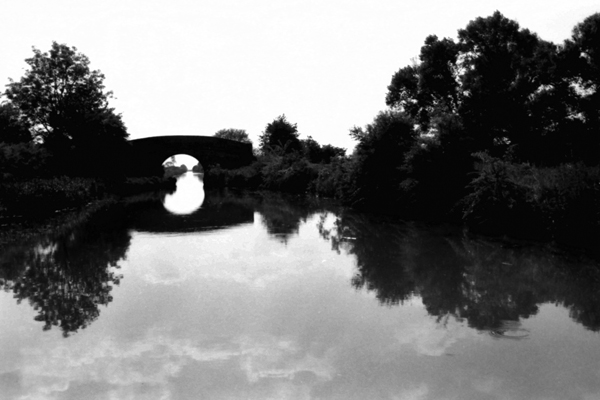 Canal, Greater London c. 1986