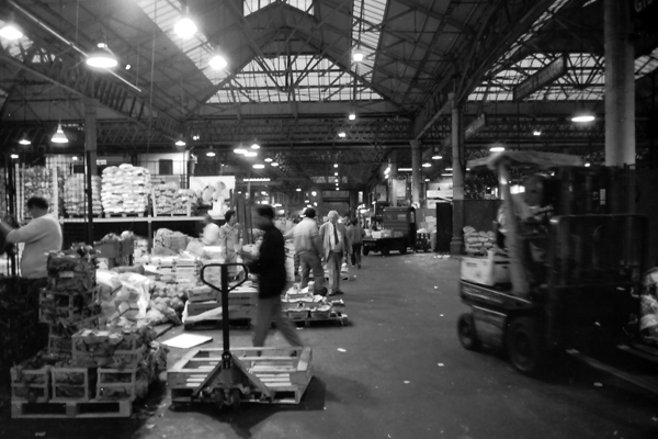 Spitalfields Market 1989