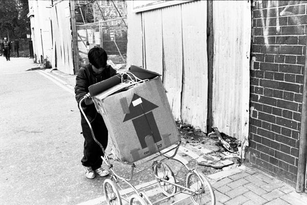 Buxton Street c.1988