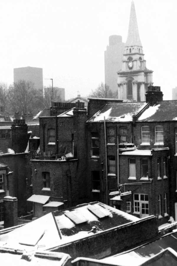 Spitalfields c. 1984