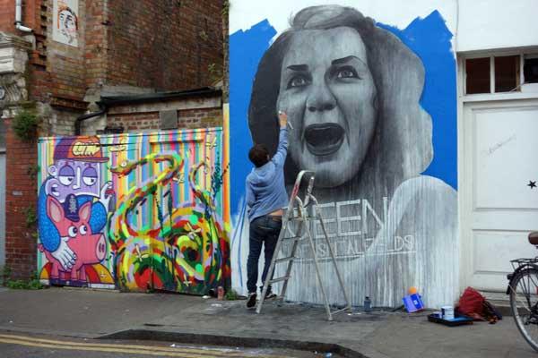 Hanbury Street 2012
