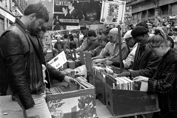 Cheshire Street c.1987