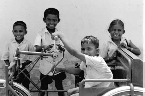 South India 1990