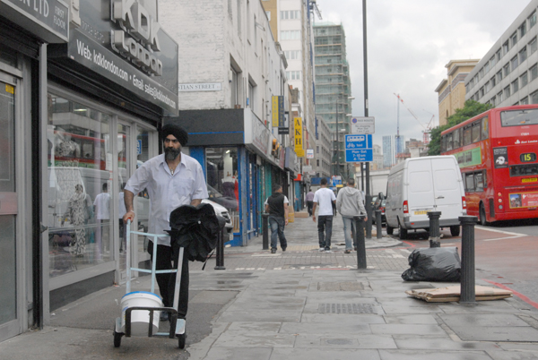 Commercial Road 2008