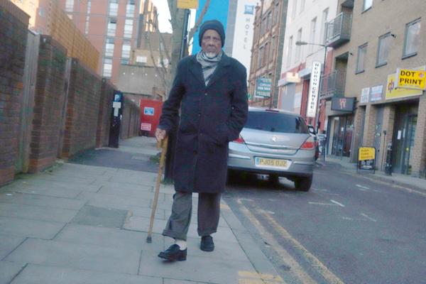 Whitechapel 2014