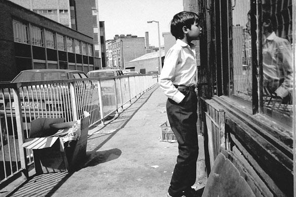 Hanbury Street c.1985