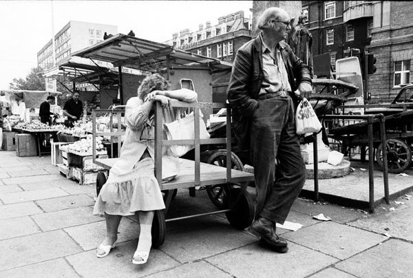 Whitechapel Market c.1985