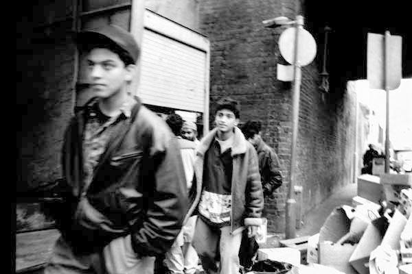 Brick Lane c.1985