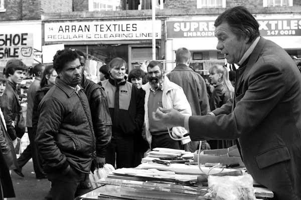 Petticoat Lane Market c.1990