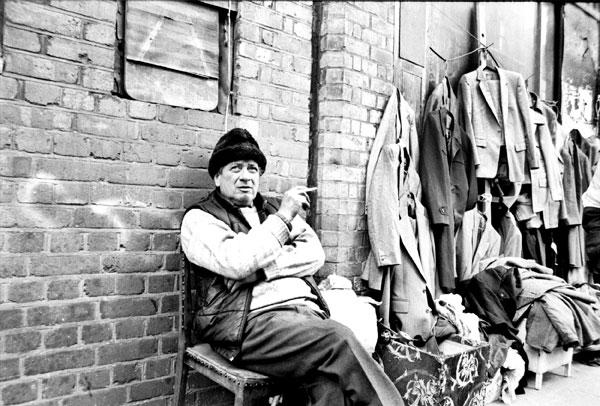 Cheshire Street market c.1984